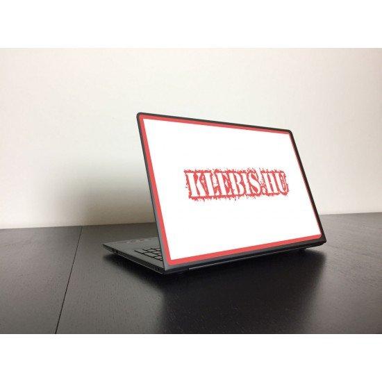 Egyedi - saját fotó, laptop matrica