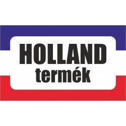 Holland termék, származási országot jelölő - matrica, tábla 10×6 cm-től