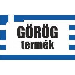 Görög termék, származási országot jelölő - matrica, tábla 10×6 cm-től
