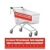 Áruházi bevásárlókocsi dekor (2)
