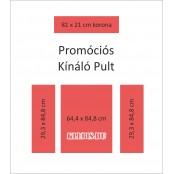 Promóciós kínáló - Nyomattal