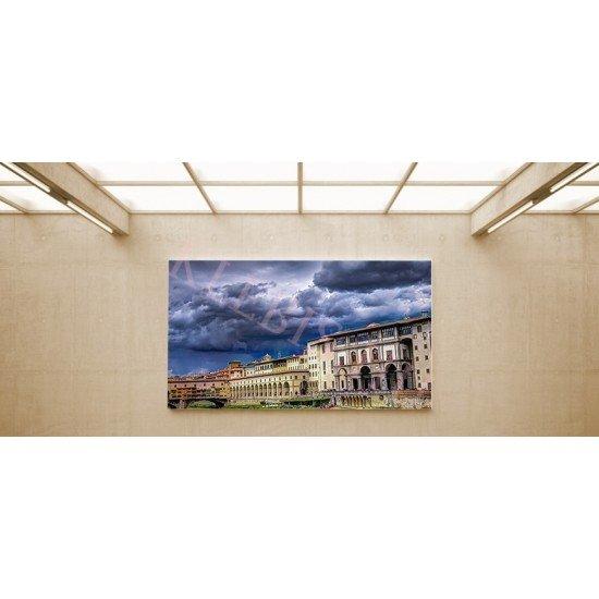 Firenze - vászonkép, vászonfotó, vakráma 45 × 30 cm