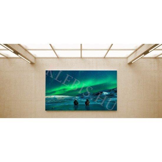 Sarki fény - vászonkép, vászonfotó, vakráma 45 × 30 cm