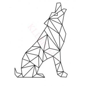 Kutya falmatrica 67 × 95 cm