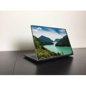 Folyó laptop matrica