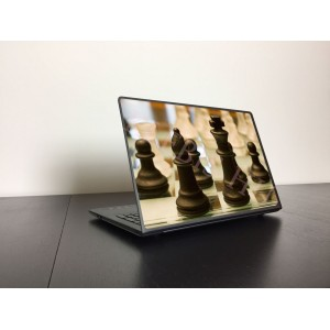 Sakkfigurák laptop matrica